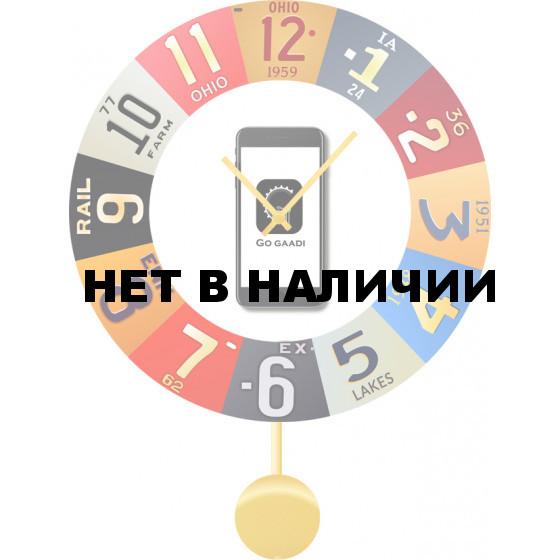 Настенные часы SvS 5512948