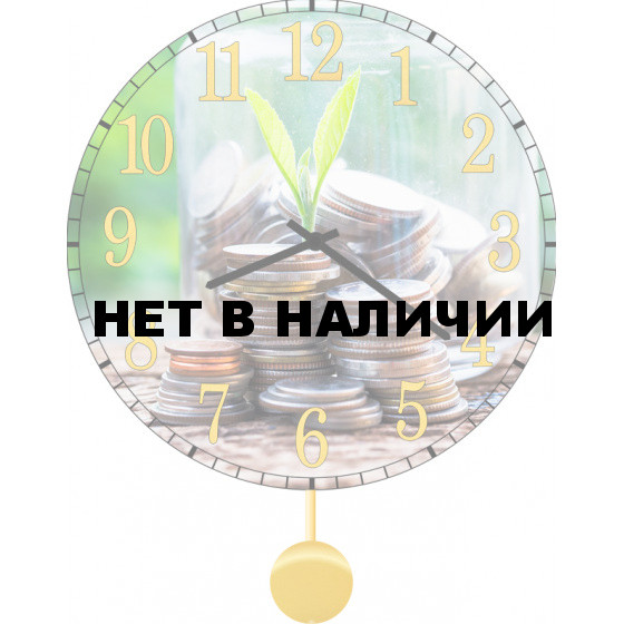 Настенные часы SvS 6011905