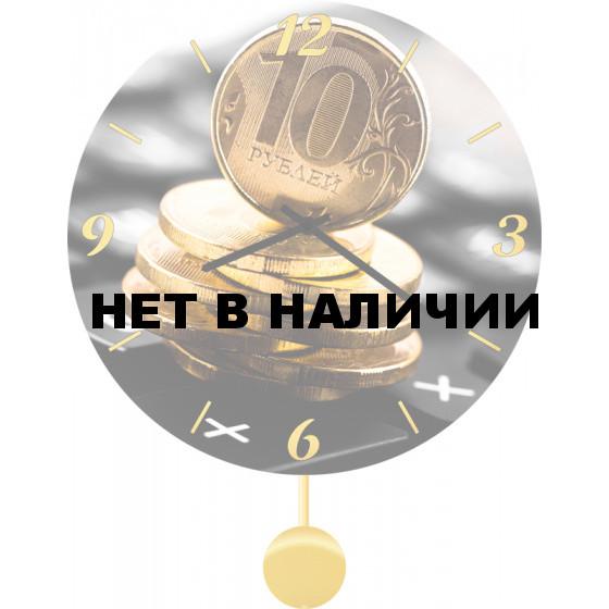 Настенные часы SvS 6011917