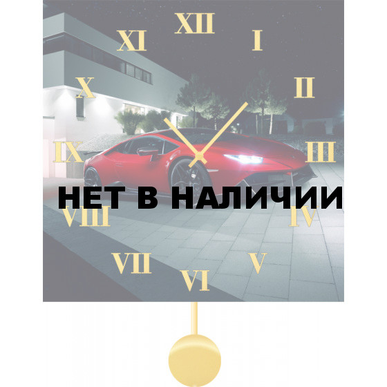 Настенные часы SvS 6011944