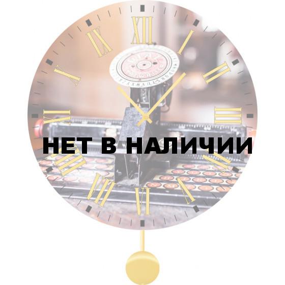 Настенные часы SvS 6011961