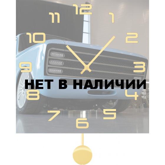 Настенные часы SvS 6011966