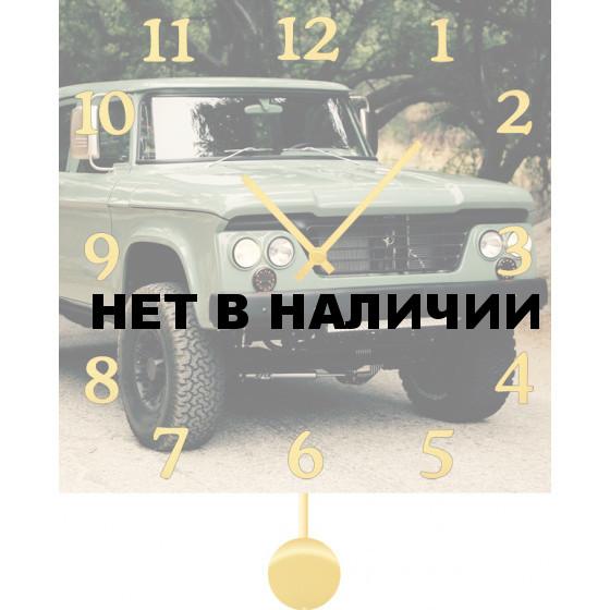 Настенные часы SvS 6011984