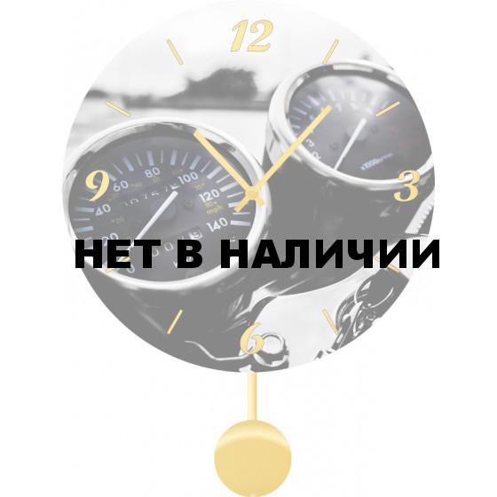 Настенные часы SvS 6012010