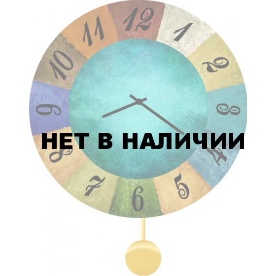 Настенные часы SvS 6012112