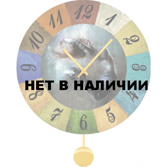 Настенные часы SvS 6012114