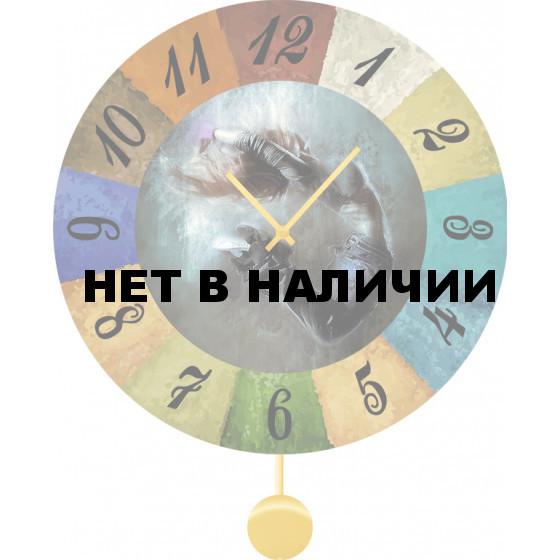 Настенные часы SvS 6012115