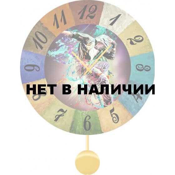 Настенные часы SvS 6012119