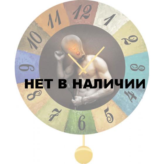 Настенные часы SvS 6012124