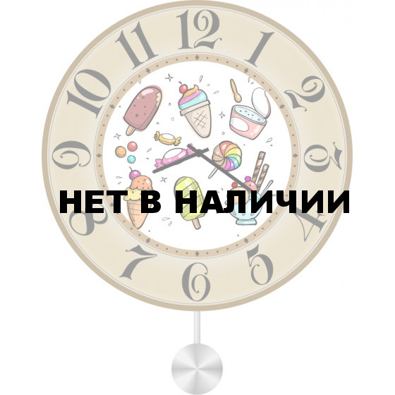 Настенные часы SvS 6012159