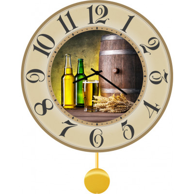 Настенные часы SvS 6012170