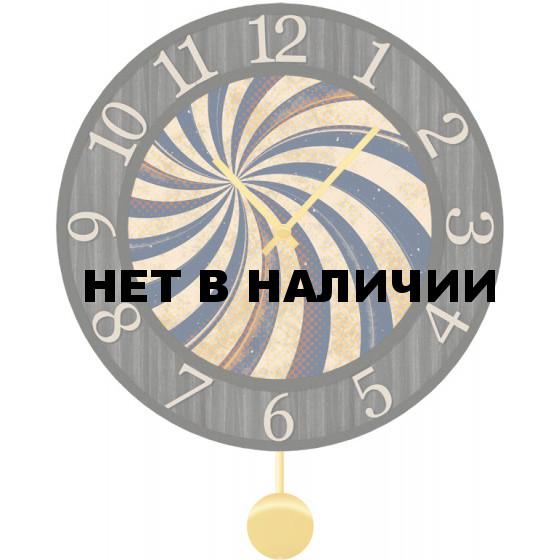 Настенные часы SvS 6012188
