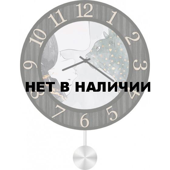 Настенные часы SvS 6012205