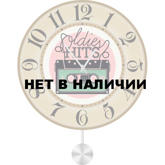 Настенные часы SvS 6012239