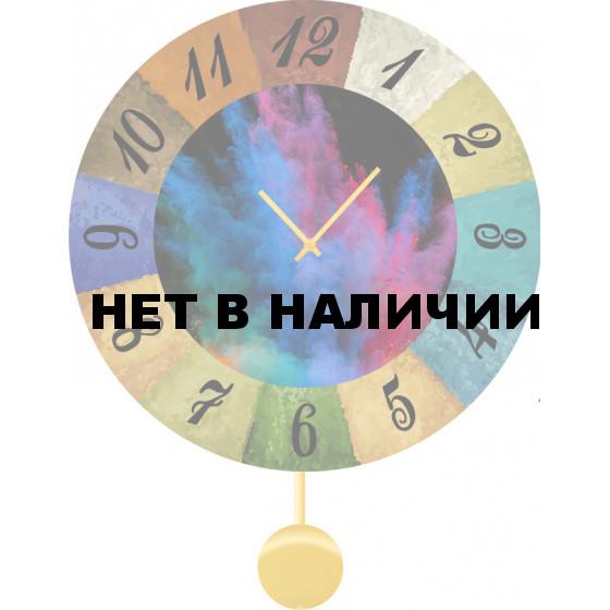 Настенные часы SvS 6012240
