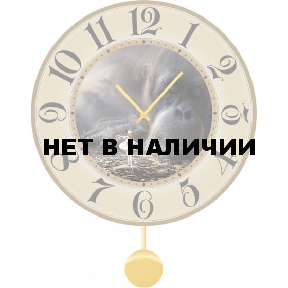Настенные часы SvS 6012248