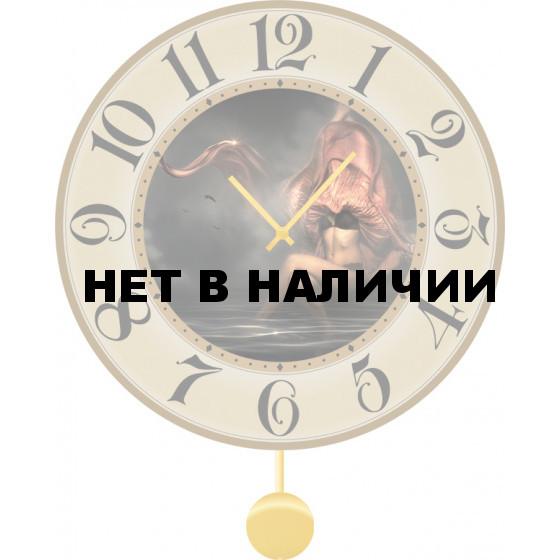 Настенные часы SvS 6012249