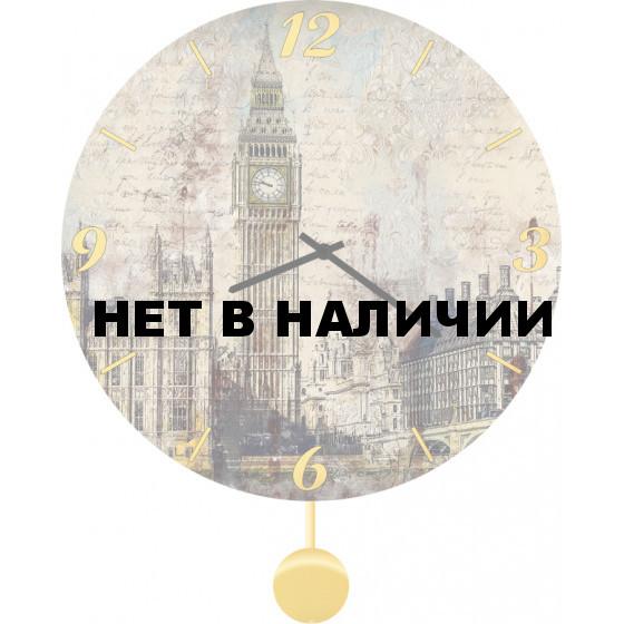 Настенные часы SvS 6012266