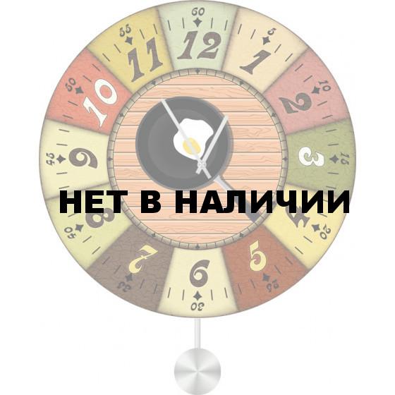 Настенные часы SvS 6012317
