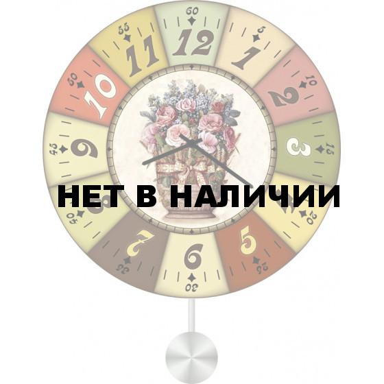 Настенные часы SvS 6012327
