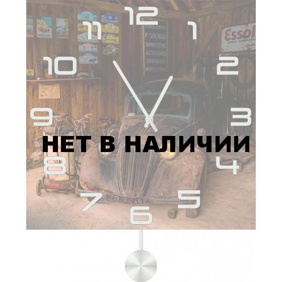 Настенные часы SvS 6012376