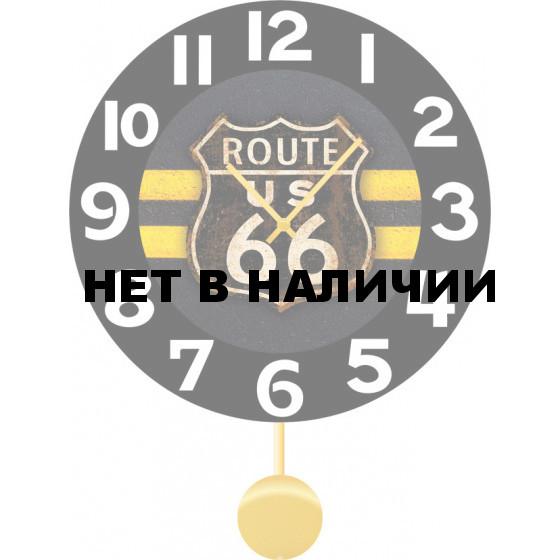 Настенные часы SvS 6012382