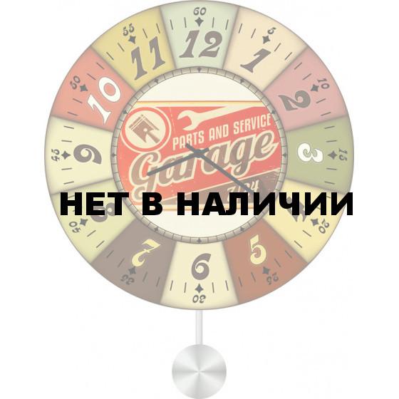 Настенные часы SvS 6012387
