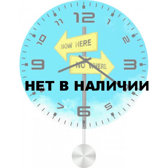Настенные часы SvS 6012437