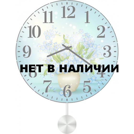 Настенные часы SvS 6012452