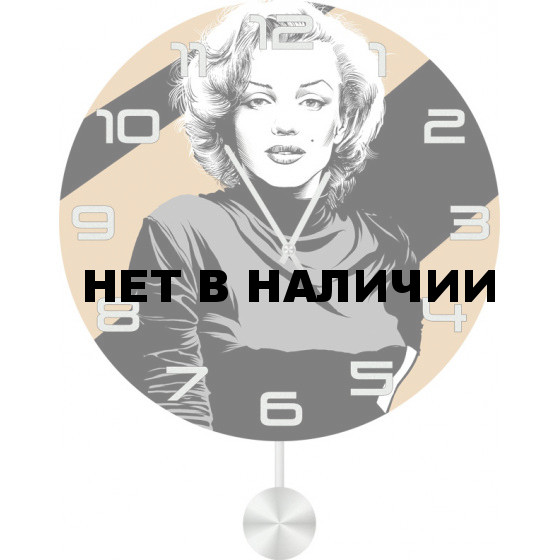 Настенные часы SvS 6012465