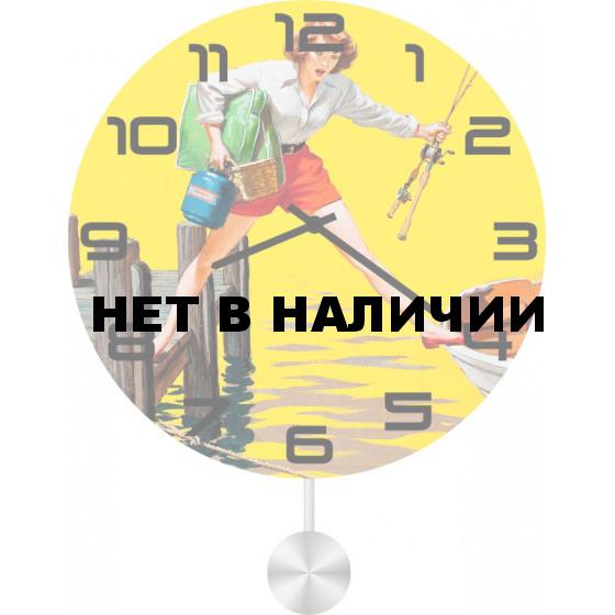 Настенные часы SvS 6012504