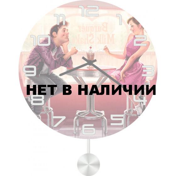 Настенные часы SvS 6012506