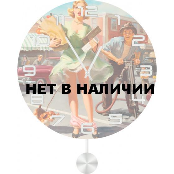 Настенные часы SvS 6012521
