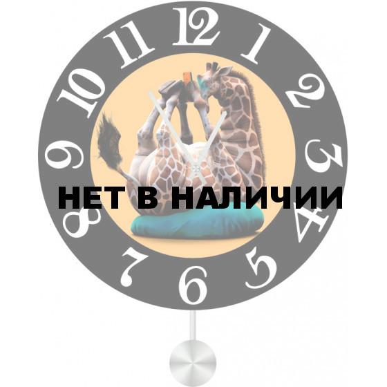 Настенные часы SvS 6012589