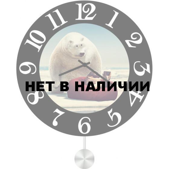 Настенные часы SvS 6012595