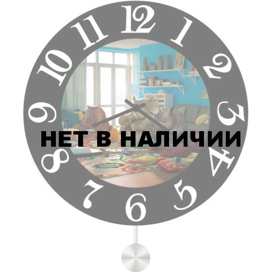 Настенные часы SvS 6012597