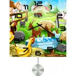 Настенные часы SvS 6012632