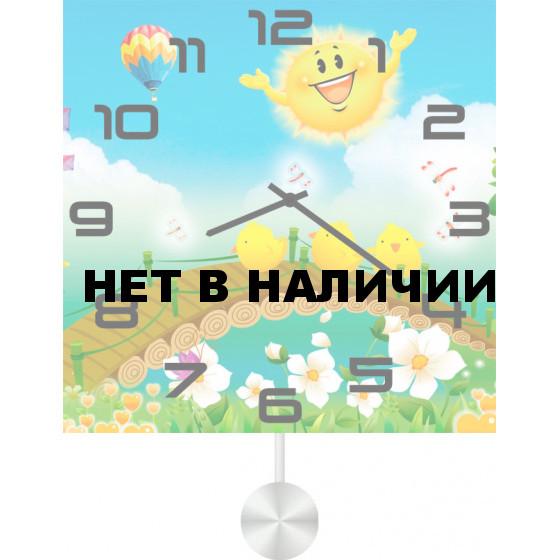Настенные часы SvS 6012649