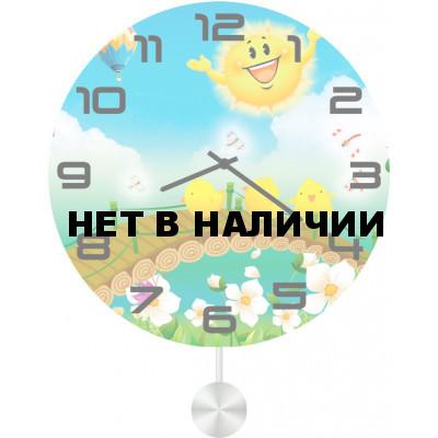 Настенные часы SvS 6012650
