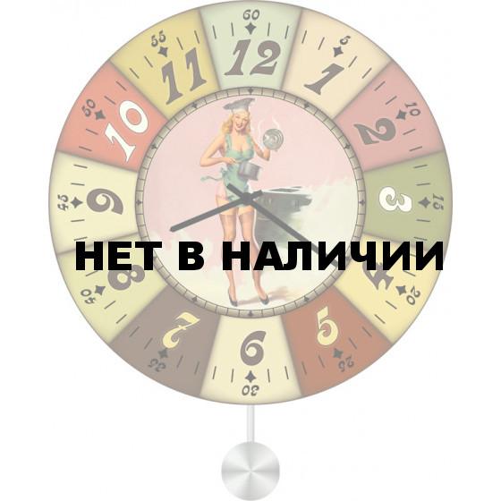 Настенные часы SvS 6012673