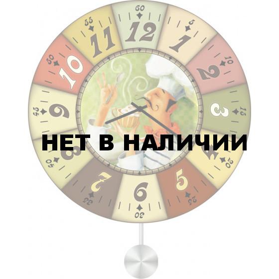 Настенные часы SvS 6012676