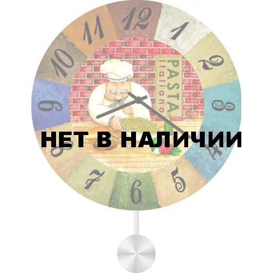 Настенные часы SvS 6012695