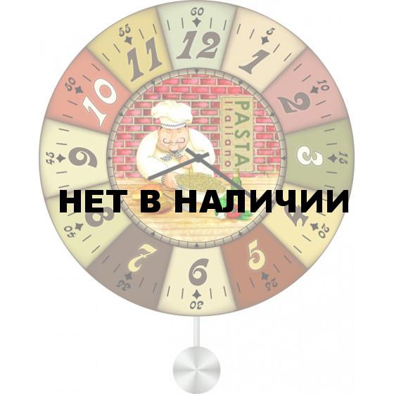 Настенные часы SvS 6012696
