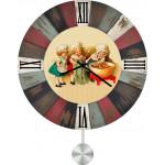 Настенные часы SvS 6012706
