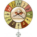 Настенные часы SvS 6012708