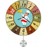 Настенные часы SvS 6012716