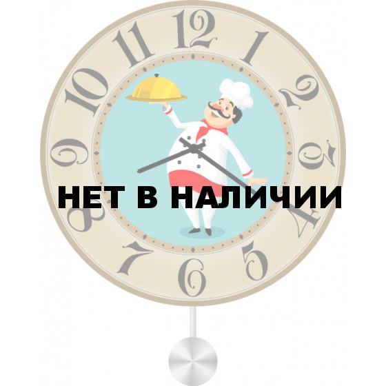 Настенные часы SvS 6012717