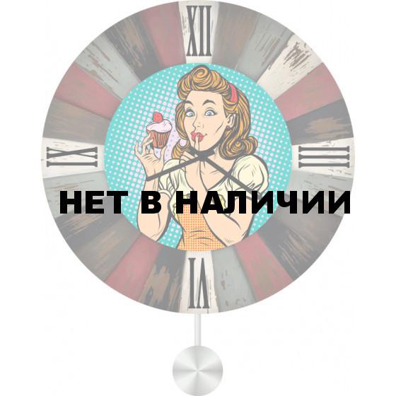 Настенные часы SvS 6012722