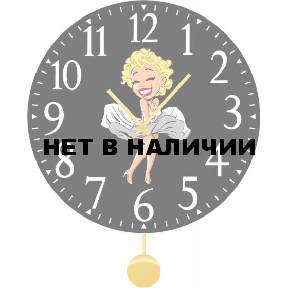 Настенные часы SvS 6012743