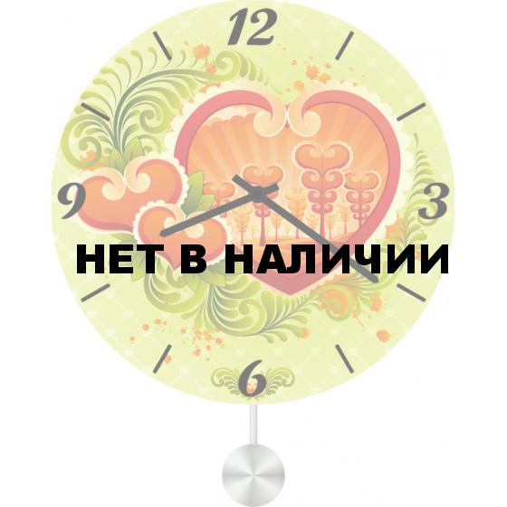 Настенные часы SvS 6012761